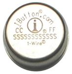Picture of DS1990A iButton