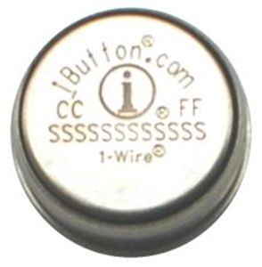 Picture of DS1990R iButton